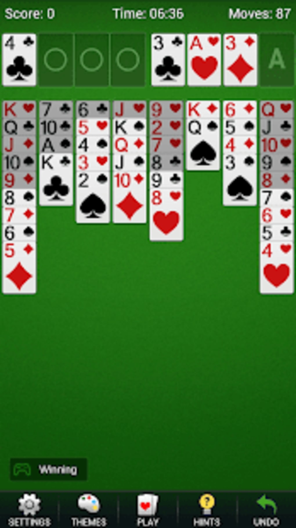 FreeCell Solitaire - Classic Card Games for Android - Download