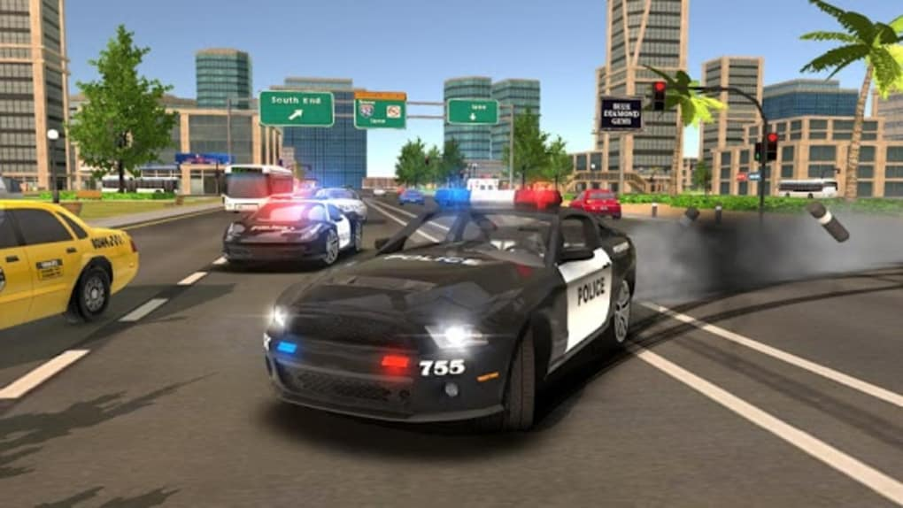 Police Drift Car Driving Simulator For Android Download
