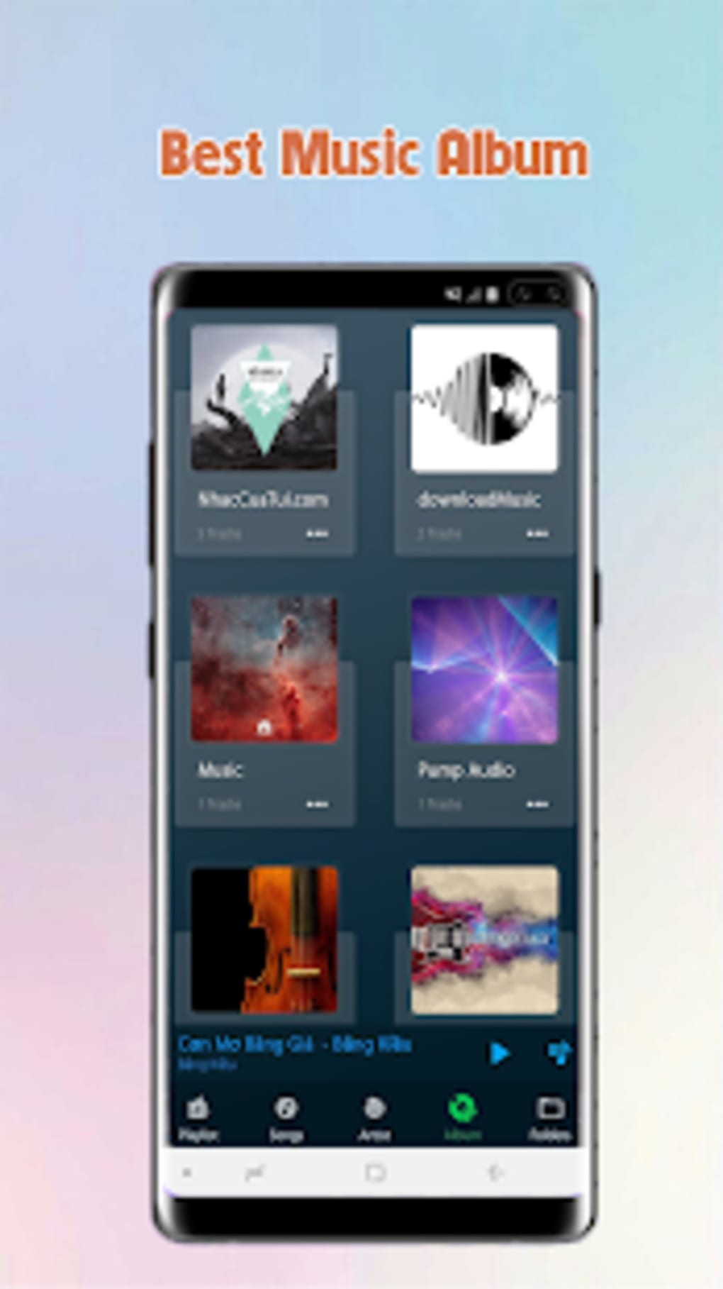 S10 Music Player - Mp3 player style S10 Galaxy for Android - Download