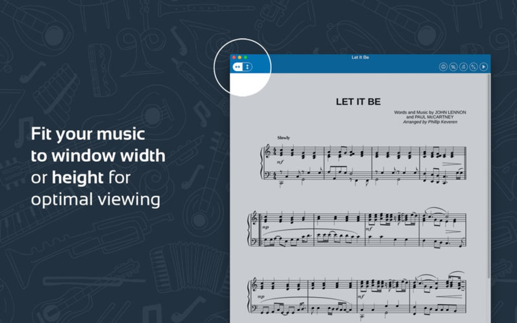 Musicnotes Sheet Music Player For Mac Download