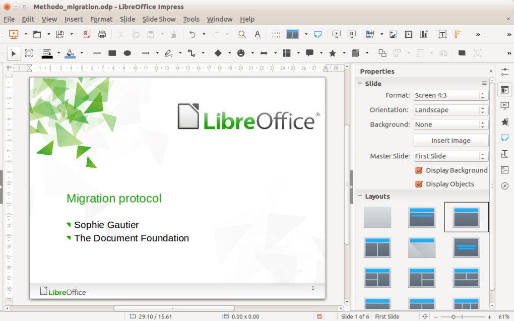 libreoffice 6 portable download