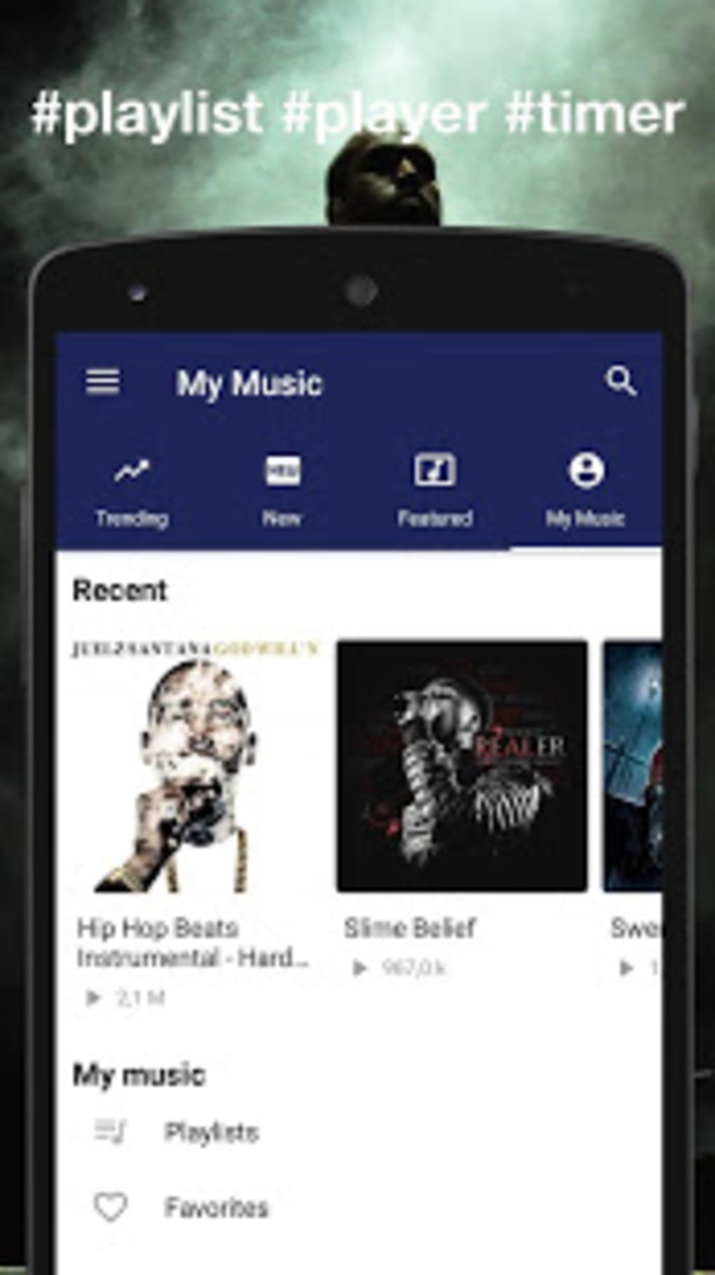 Instrumental Rap beats - Hip hop music 2019 for Android - Download