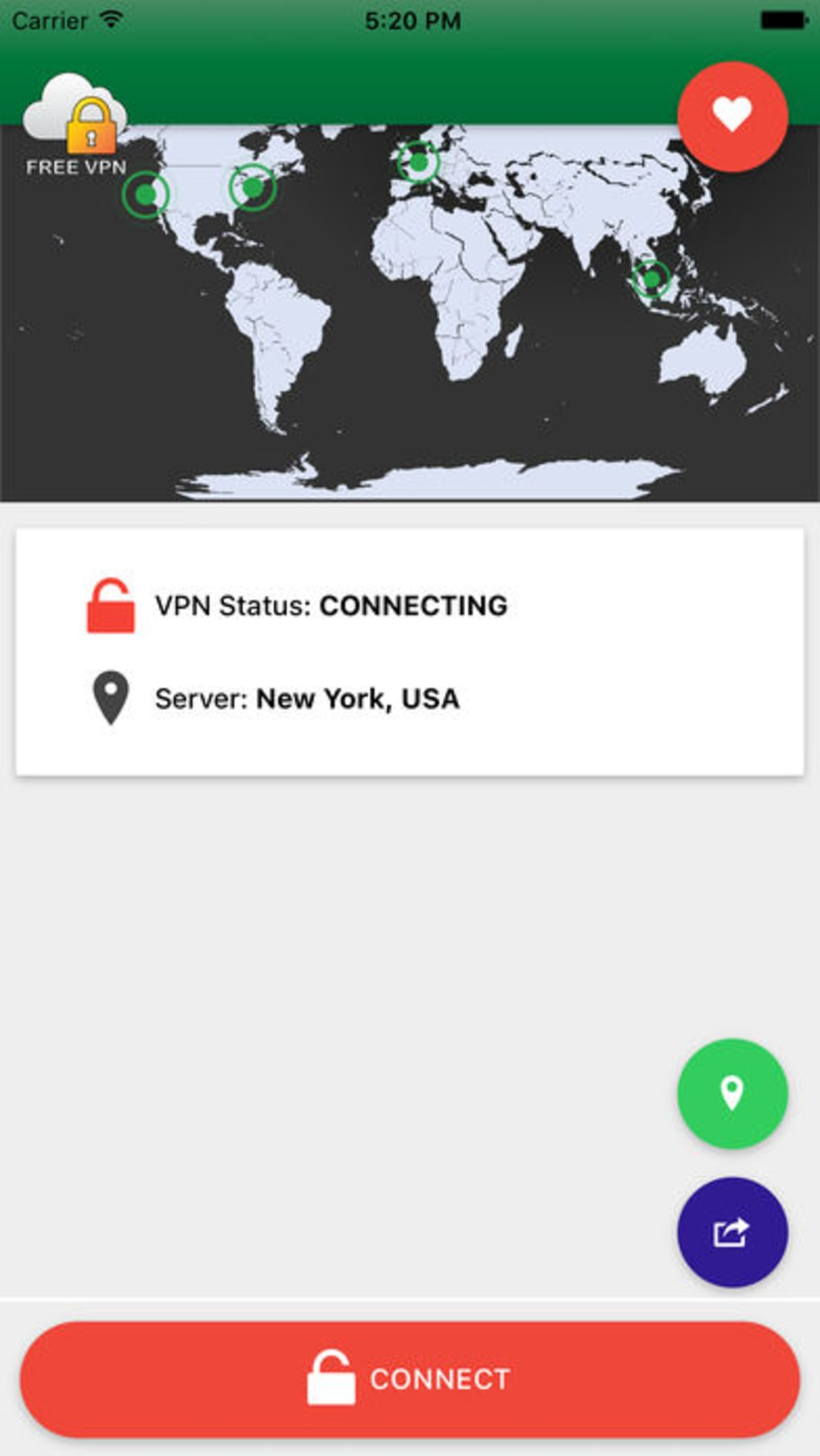 Free VPN for iPhone - Download