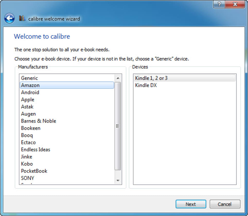 Calibre Portable - Download
