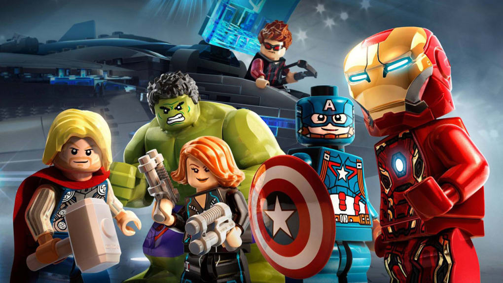 Lego Marvels Avengers Download