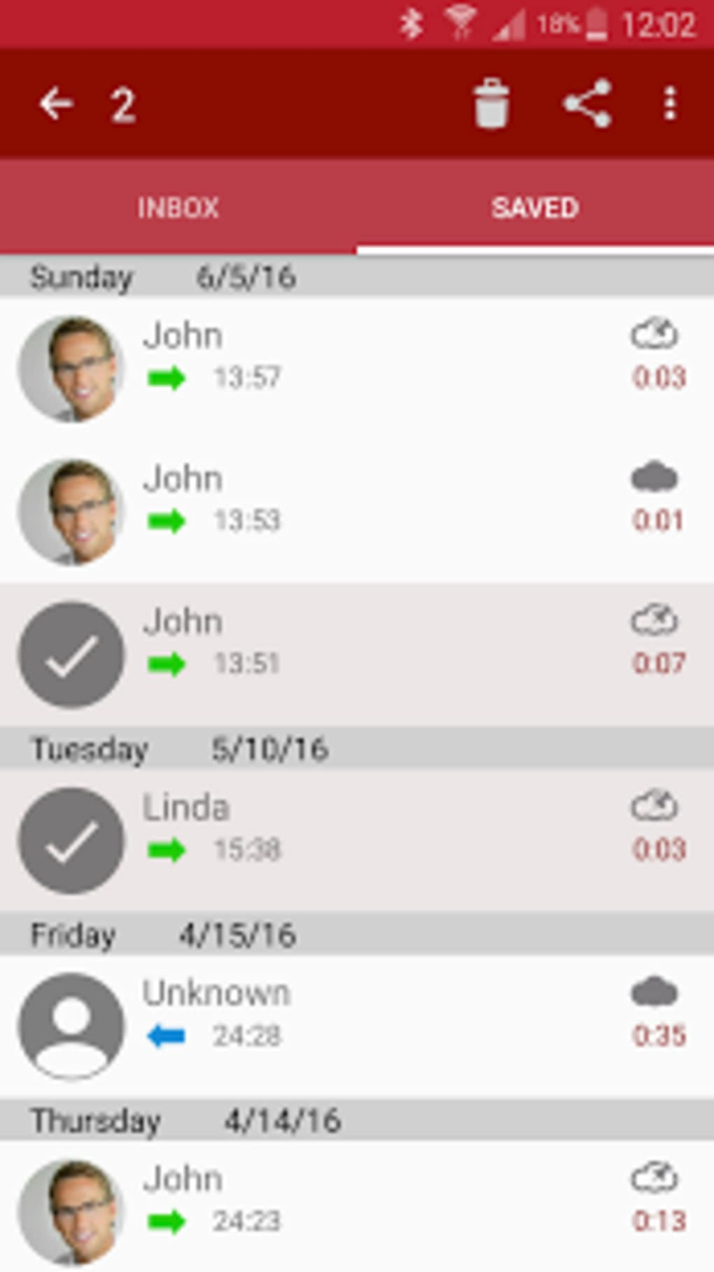 Automatic Call Recorder for Android - Download