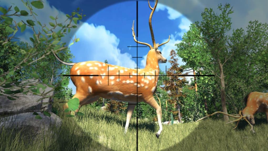 American Hunting 4x4 Deer