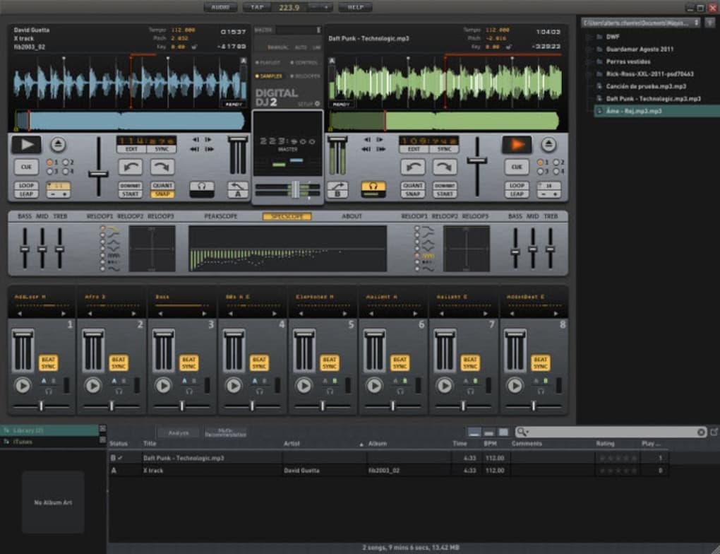 Mega music maker software free download