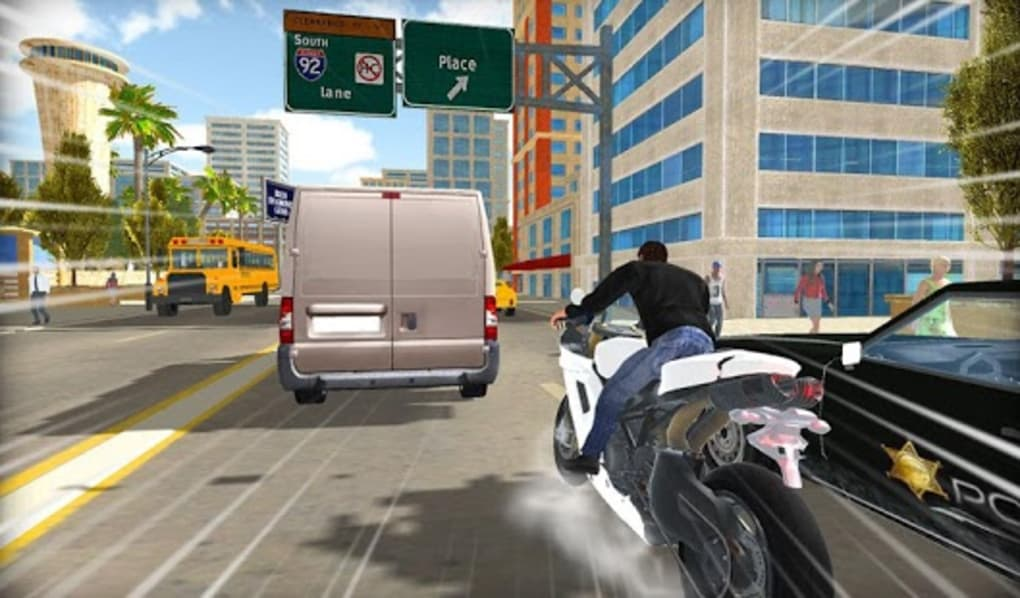 Real City Car Driver For Android Download