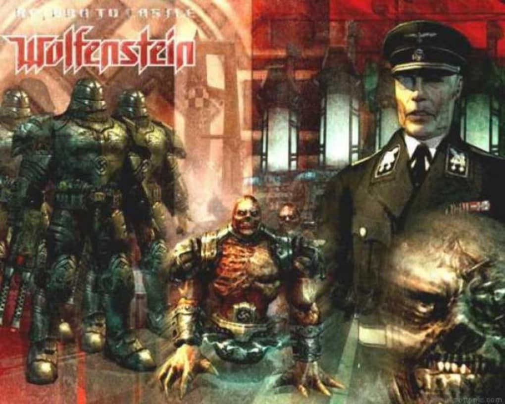 Return to Castle Wolfenstein - Download