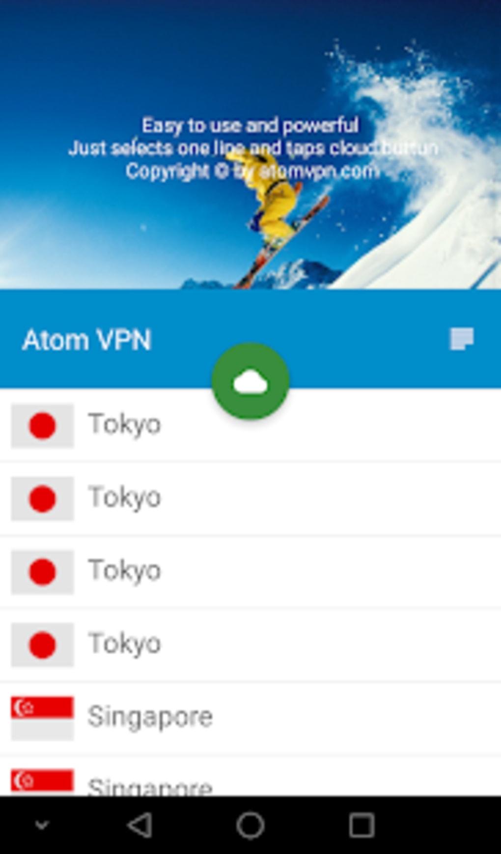 atom vpn 电脑 版 下载