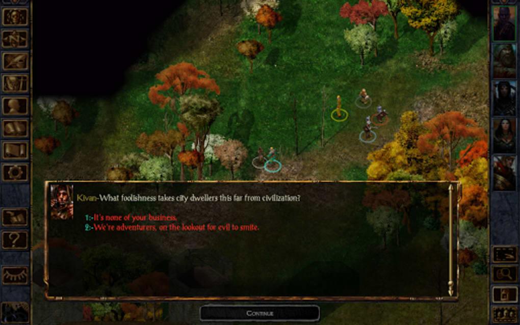 download baldurs gate 2 enhanced edition android