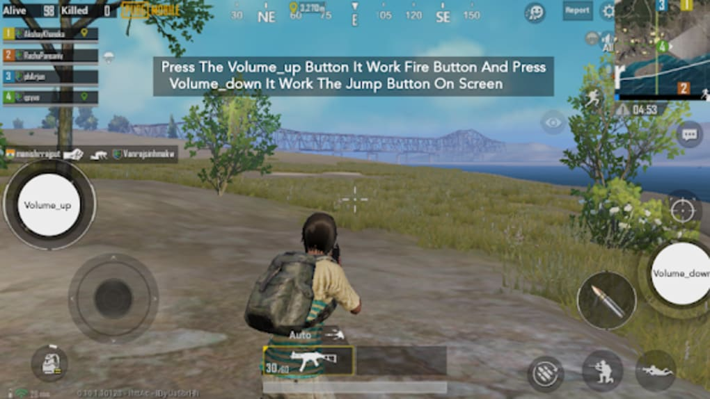 Gamepad Pro for - PUBG Free Fire etc for Android - Download
