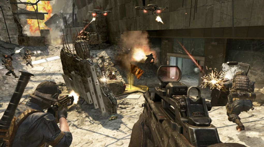 Call Of Duty Black Ops 2 Descargar
