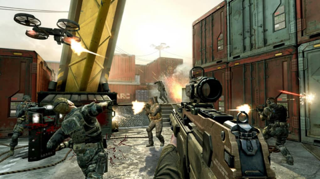 call of duty black ops 2 apk
