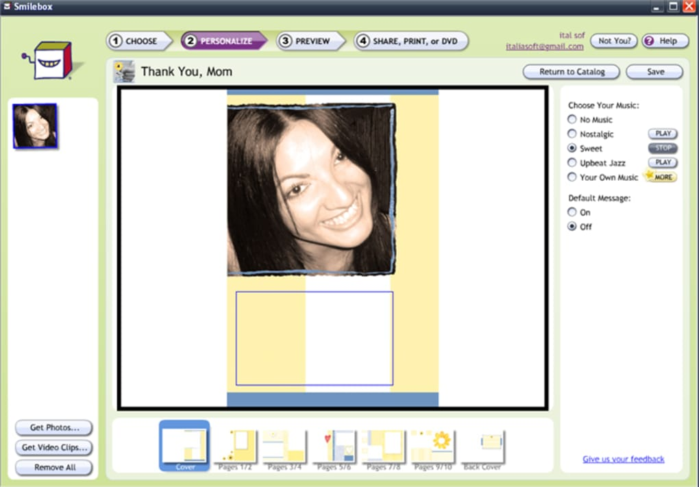 programa smilebox gratis