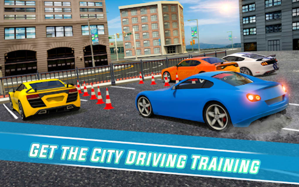 Real Car Driving With Gear : Driving School 2019 for Android