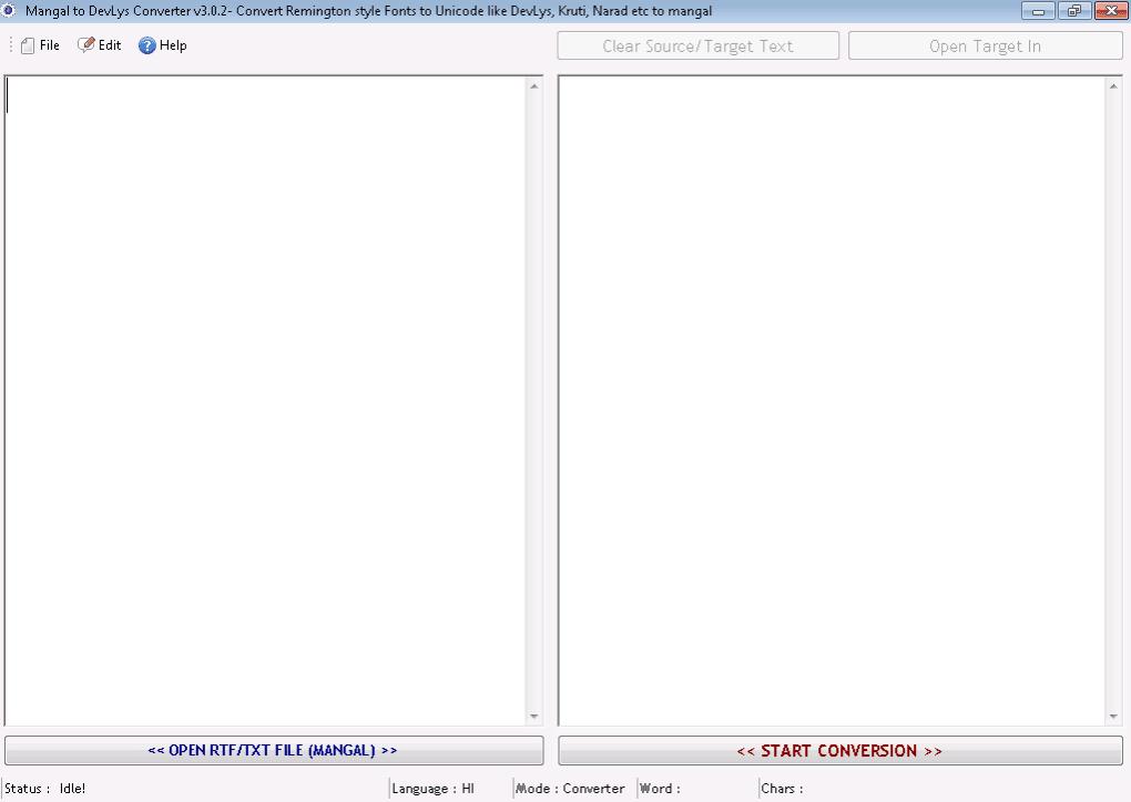 Mangal to DevLys Converter - Download