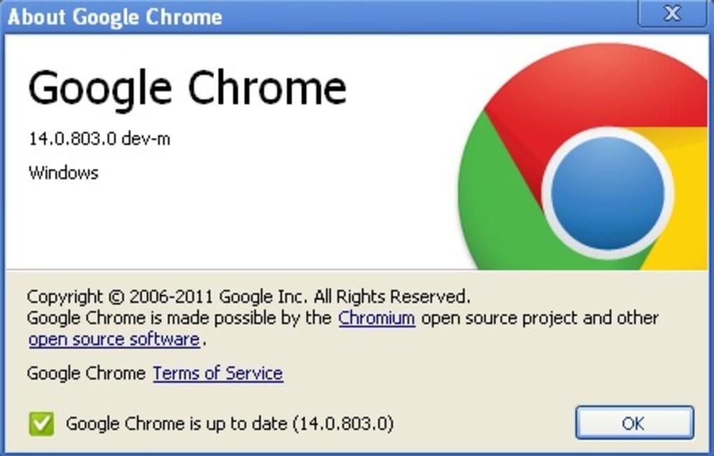 Google Chrome Dev Release - Tải về