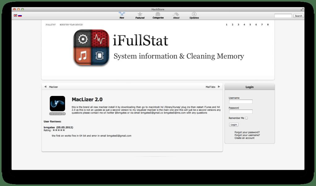 HackStore pour Mac - Télécharger