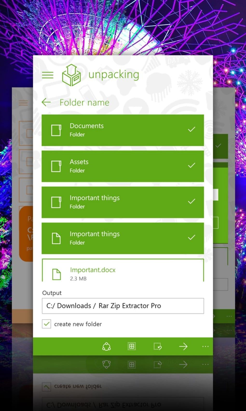 Rar Zip Extractor Pro - Download