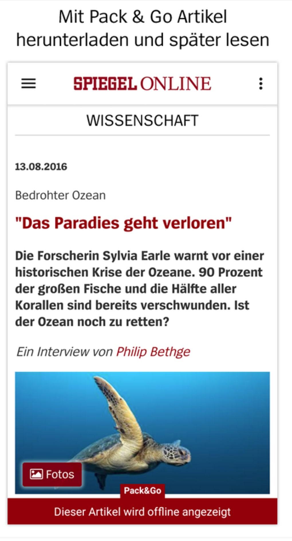 Spiegel-Online Nachrichten
