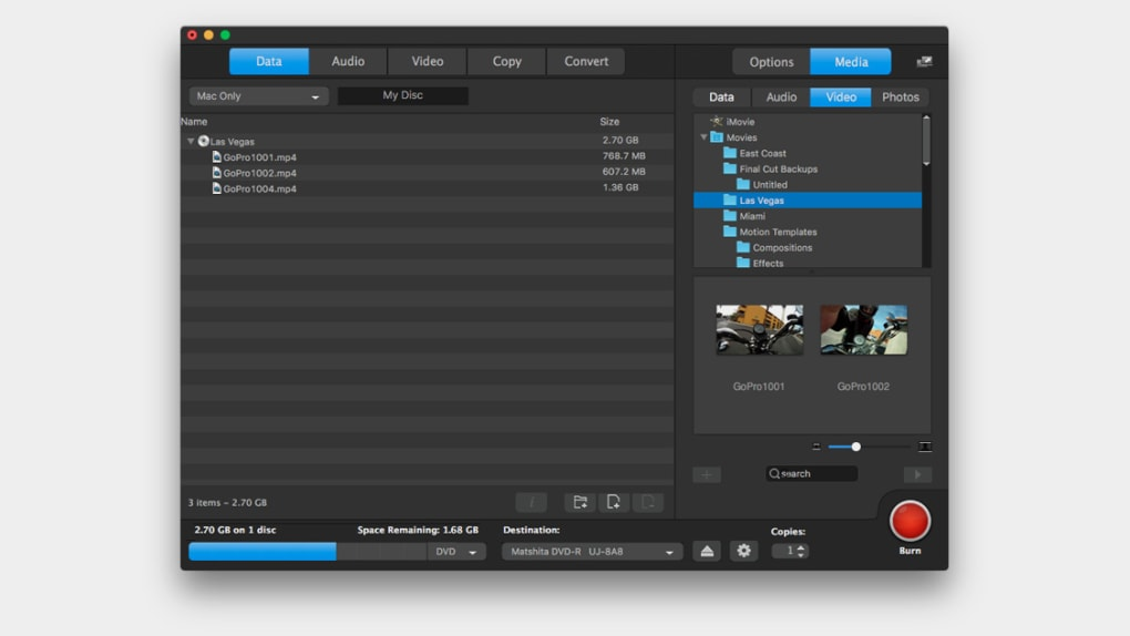 Roxio Toast Titanium   DMG Mac Free Download [428 MB ...