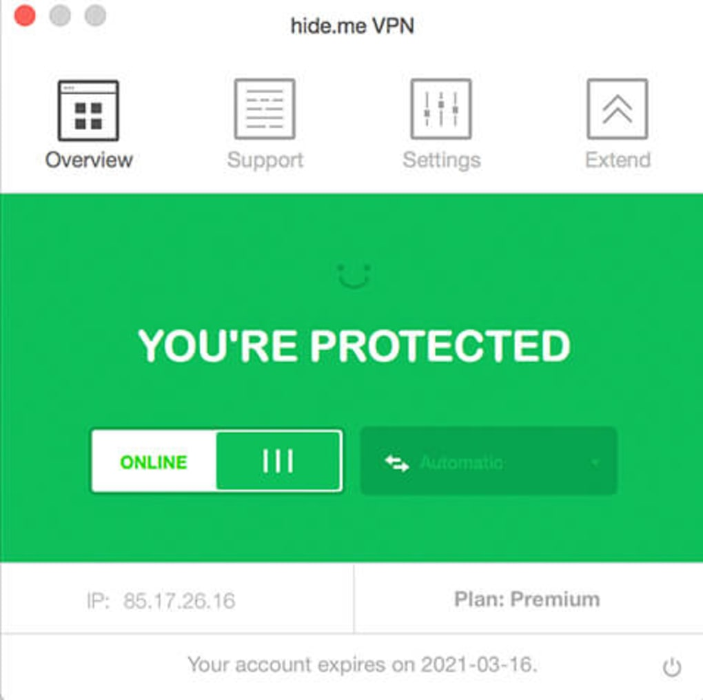 Use a VPN Client (The Easiest Thing)