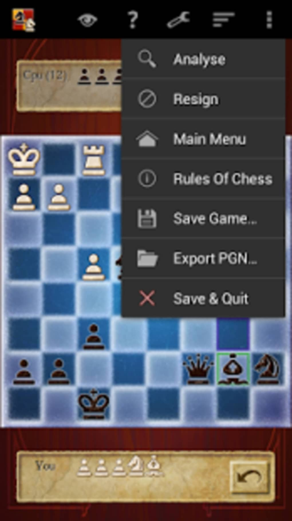 Online chess – Play chess for free on web or app