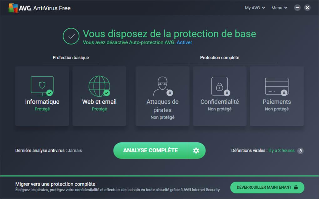 Windows defender antivirus for pc gratuit télécharger