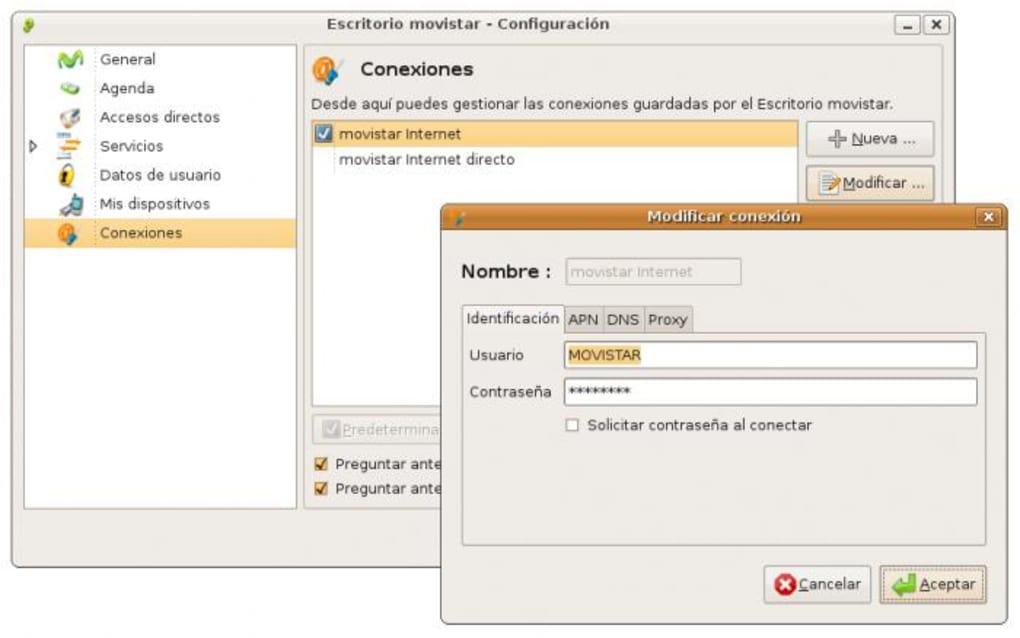 Escritorio movistar para linux descargar for Escritorio movistar 8 8
