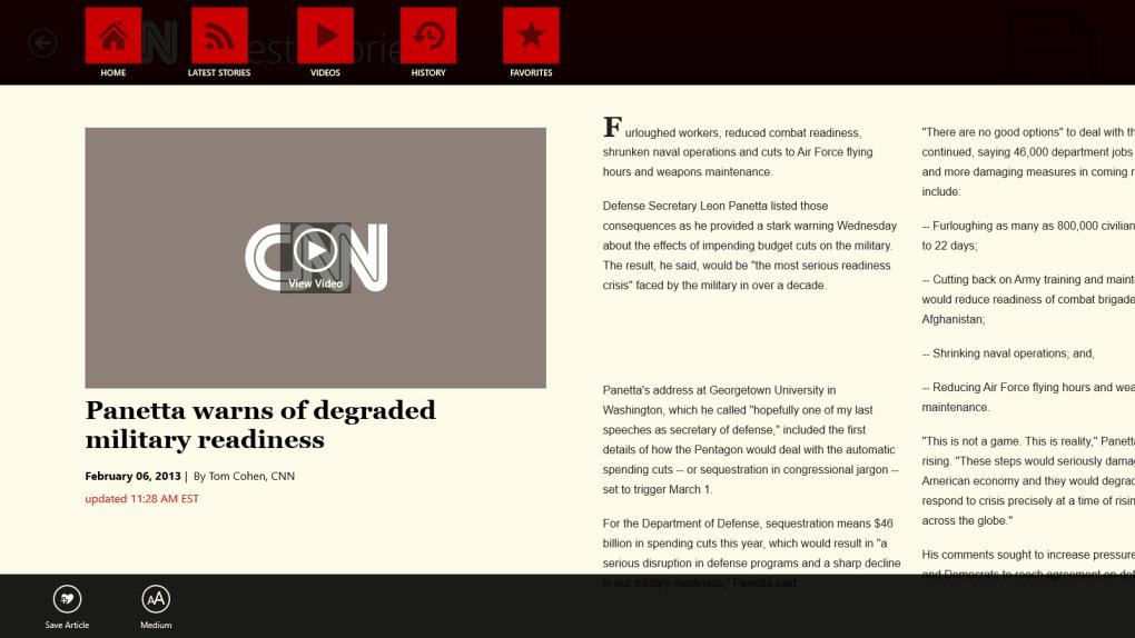 CNN ce que l'application de rencontres est bon pour vous