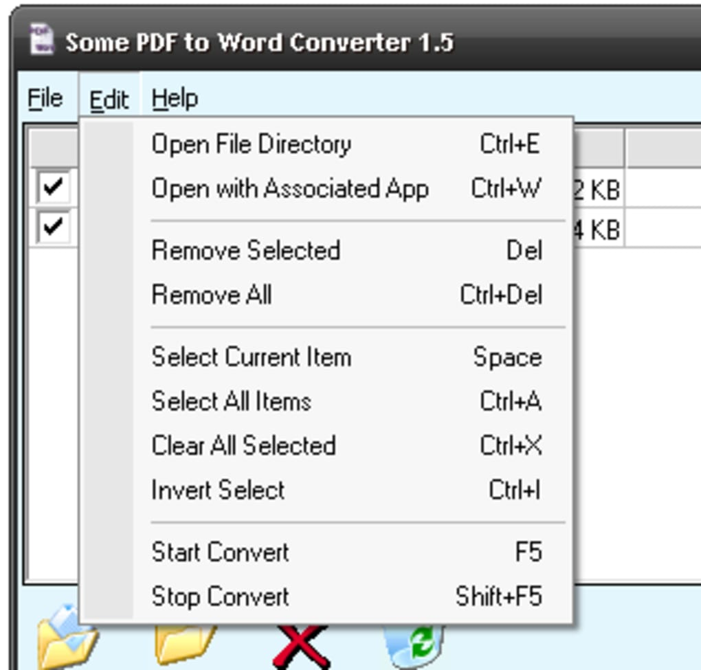 Some PDF to Word Converter - Download