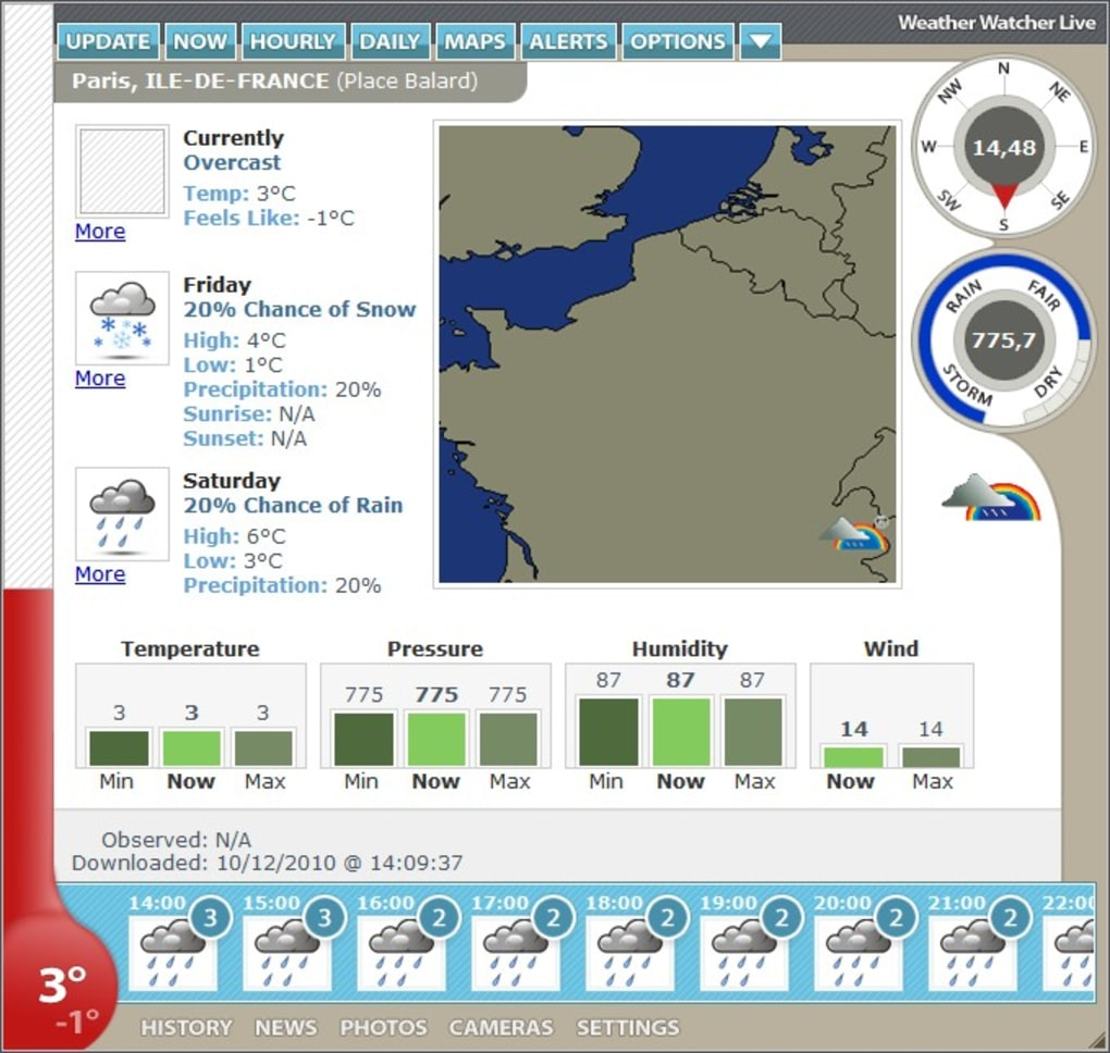 The Weather Channel App 1.18.1 for Android - Download ...
