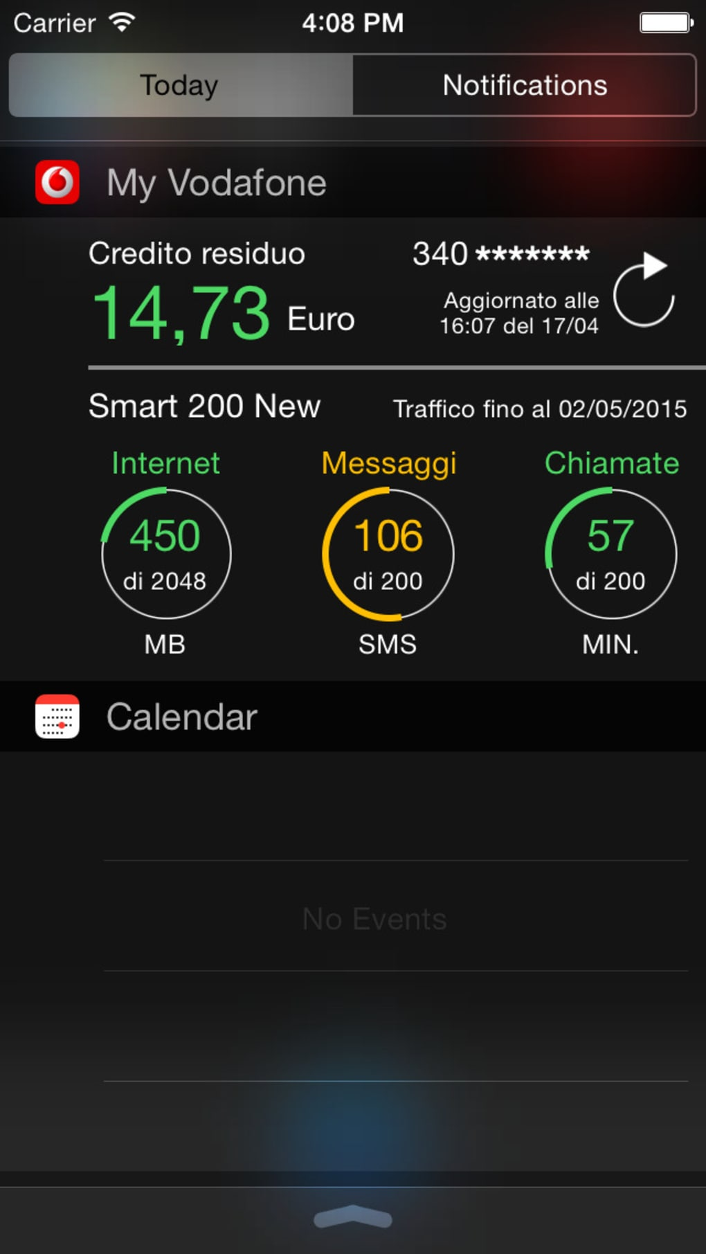 My Vodafone per iPhone - Download