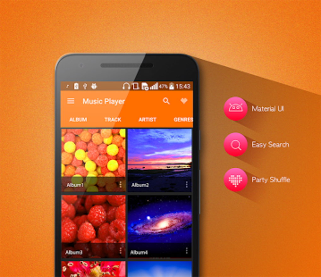 MP3 Player for Android - Download