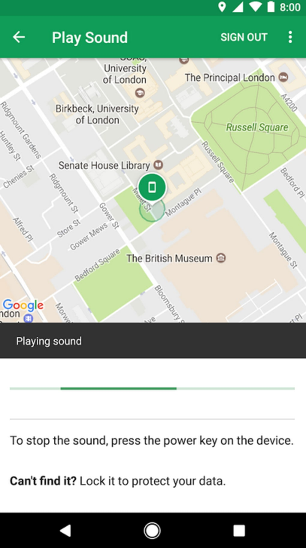Find Manager android device manager apk for android - download