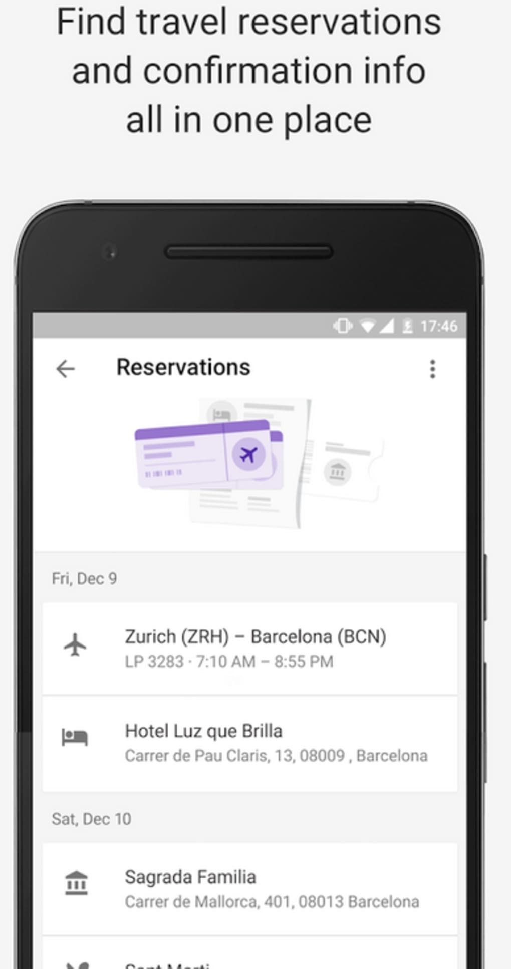 Google Trips for Android - Download