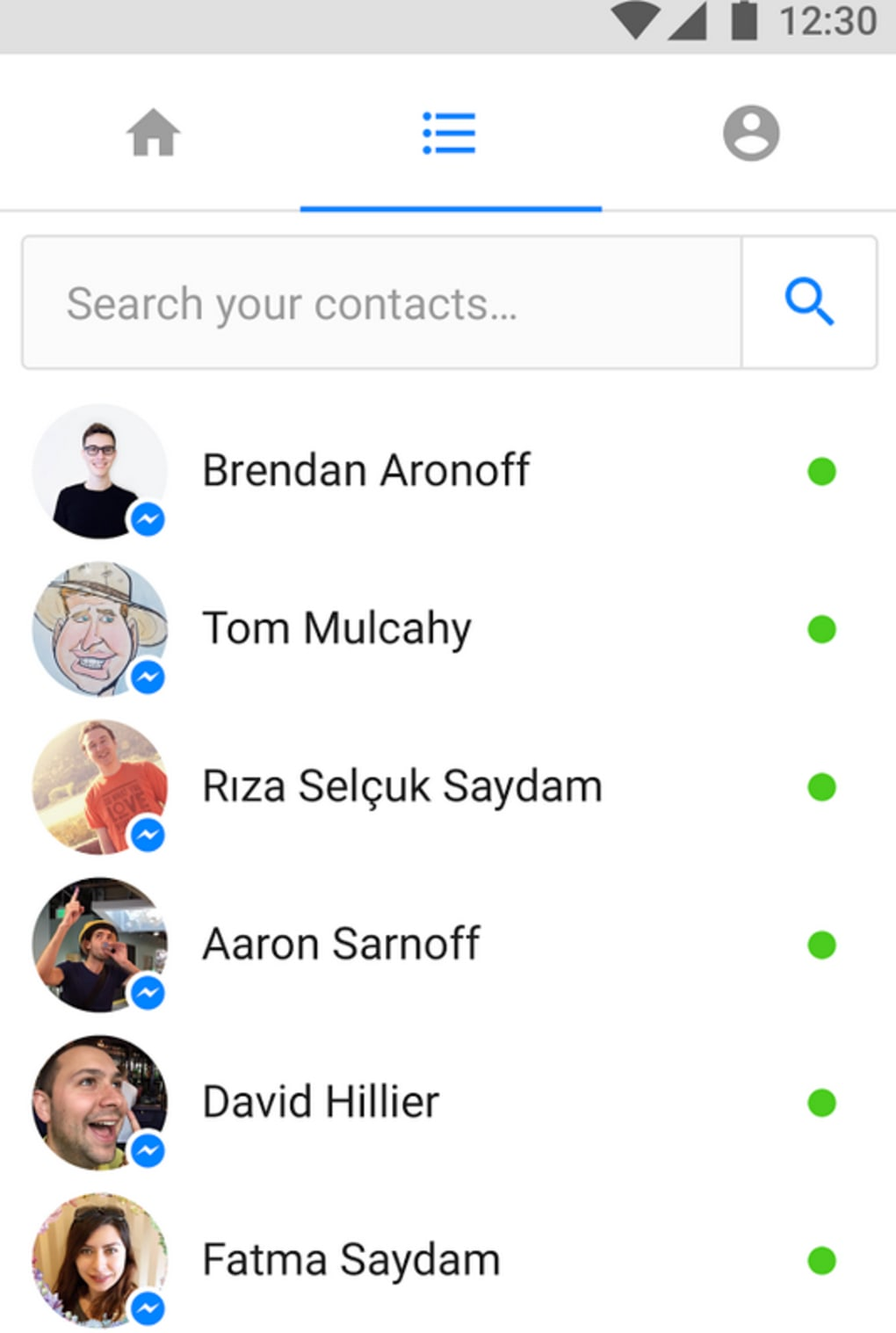 download messenger lite terbaru