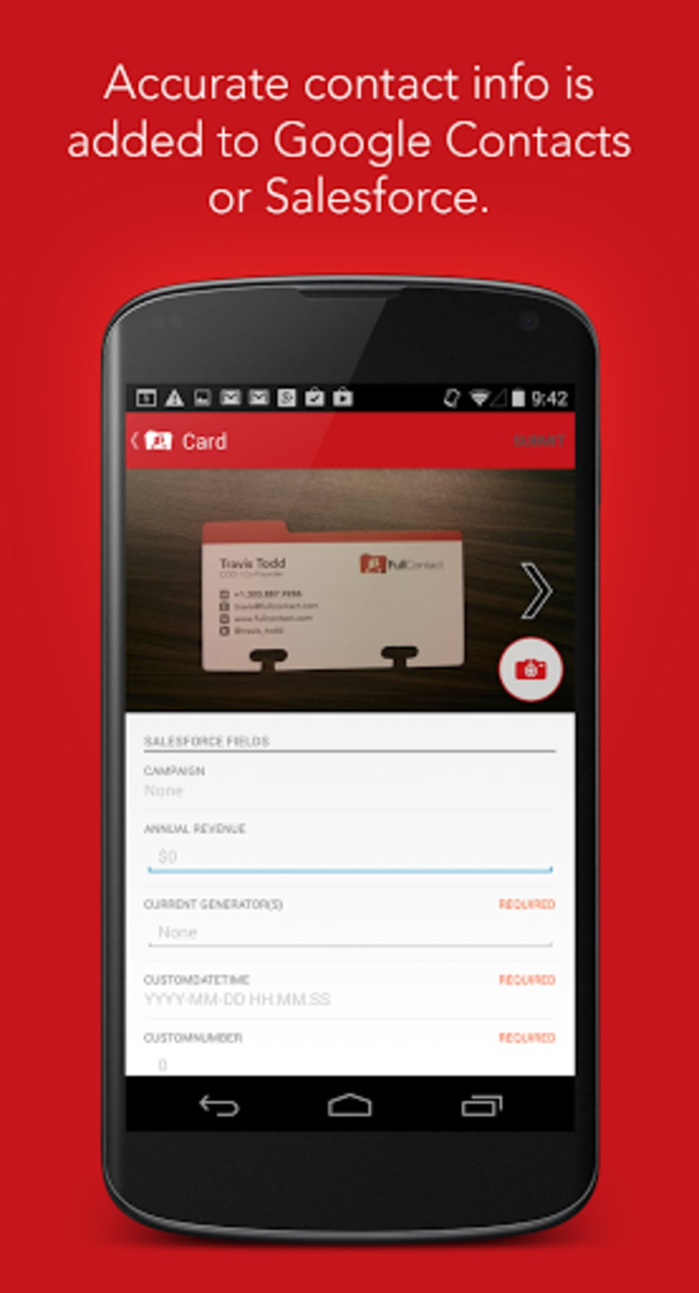 Fullcontact Card Reader Für Android Download