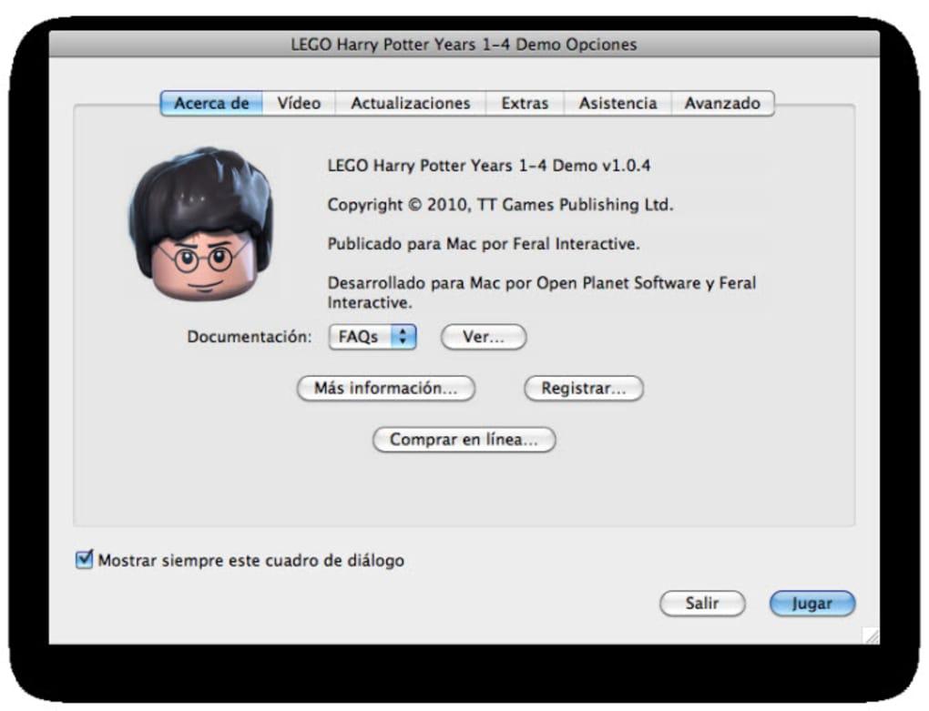 Lego Harry Potter Untuk Mac Unduh