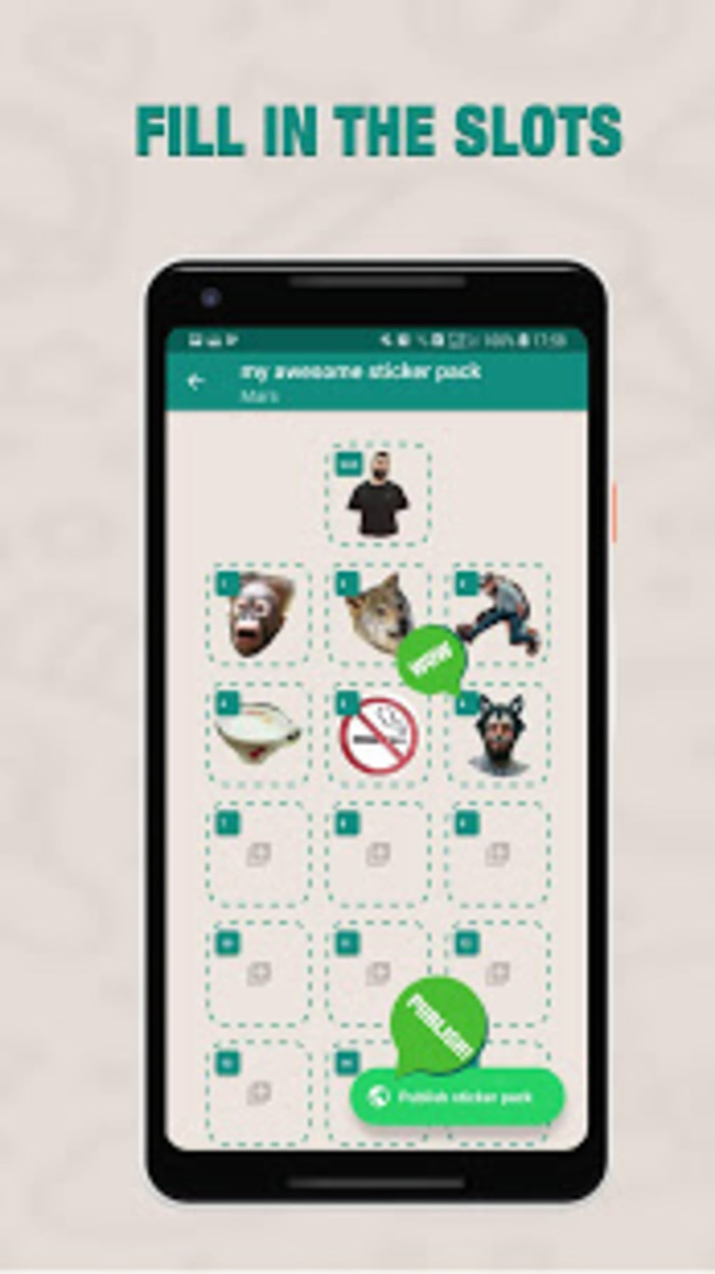 Sticker maker for WhatsApp for Android - Download