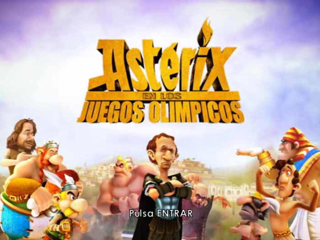 Asterix at the Olympic Games - Asterix - The official website