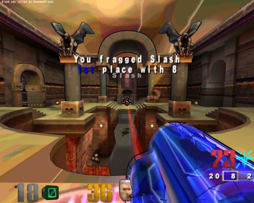 Quake III - Cell Shading - Download