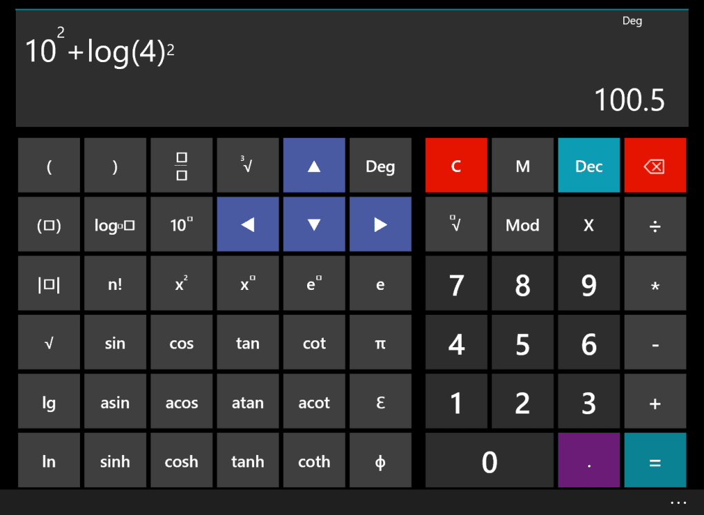 office calculator free for windows
