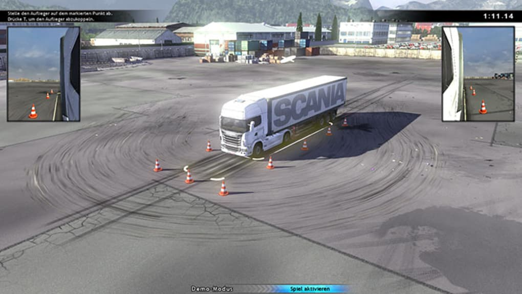 Scania Truck Driving Simulator Extended Download
