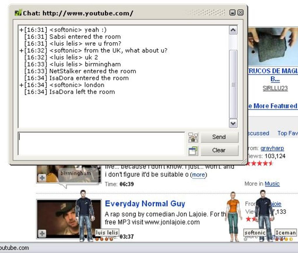 MSN CLUBIC MESSENGER WINDOWS TÉLÉCHARGER LIVE