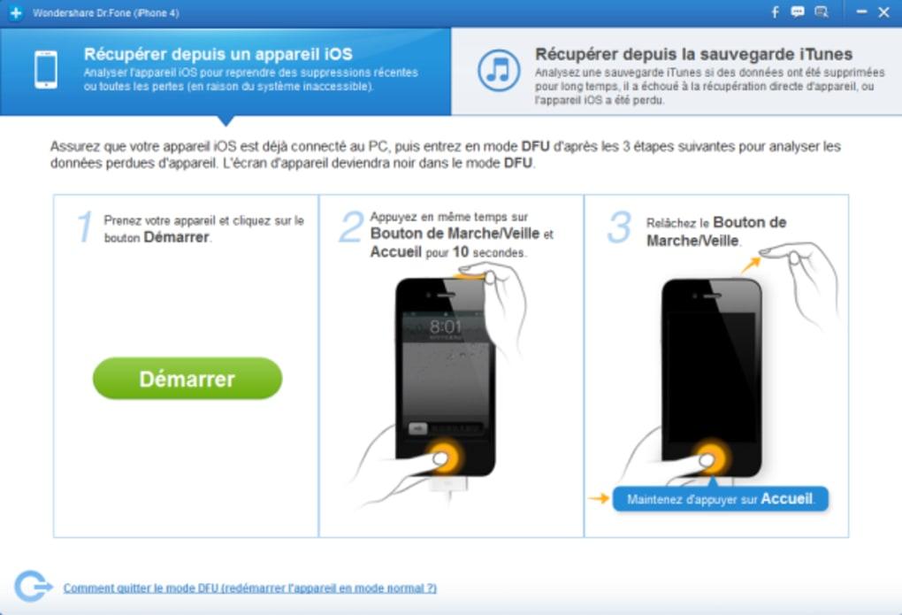 Logiciel Pour Recuperer Photo Sur Iphone
