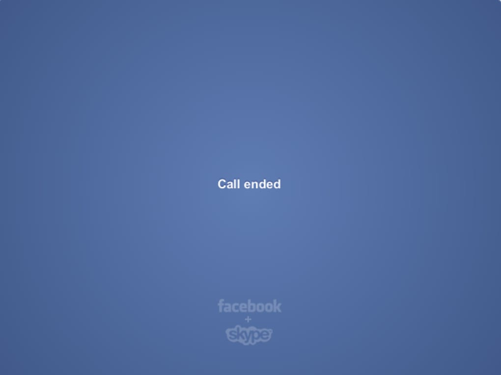 facebook video calling 1.2.0.287 gratuit