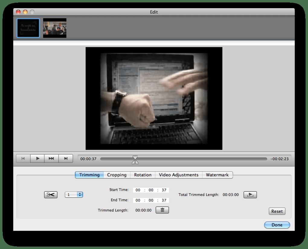 Wondershare Video Converter Ultimate for Mac (Mac) - Download